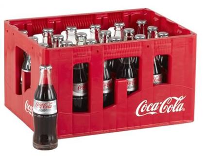 Coca cola light 24x20